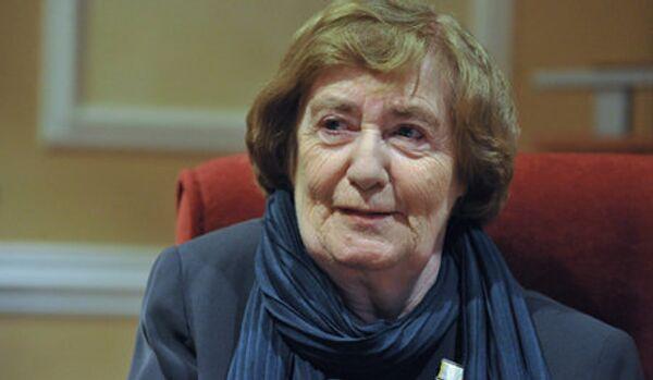 Le prix littéraire Alexandre Soljenitsyne a été attribué à Elena Tchoukovskaïa - Sputnik France