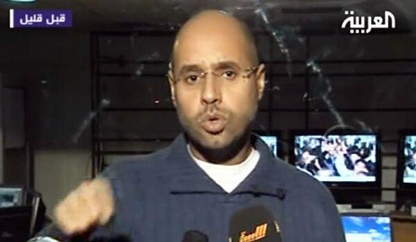La Libye n'a pas peur d'une intervention militaire (Saif Al-islam Kadhafi) - Sputnik France