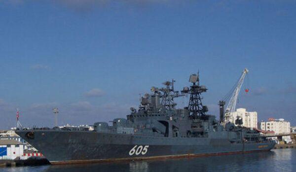 Les navires de la Flotte du Nord de Russie prendront le relai de la lutte anti-piraterie - Sputnik France