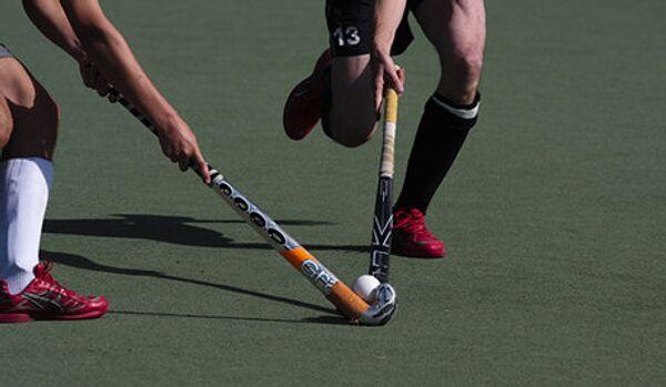 JO-2012: les matches du tournoi de hockey sur un gazon bleu - Sputnik France