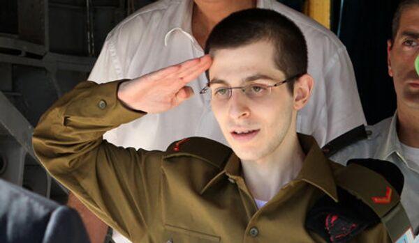 Moscou salue la libération du caporal israélien Gilad Shalit - Sputnik France