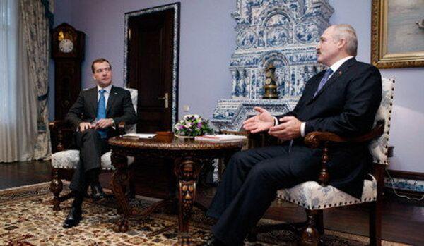 La Russie et le Bélarus se sont entendus sur l'énergie - Sputnik France