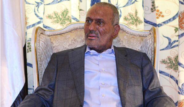 Yémen: l'ex-président Saleh entend s'installer en Ethiopie (médias) - Sputnik France