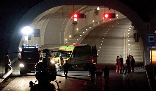 L'état des enfants blessés dans l'accident d'autocar en Suisse jugé critique - Sputnik France