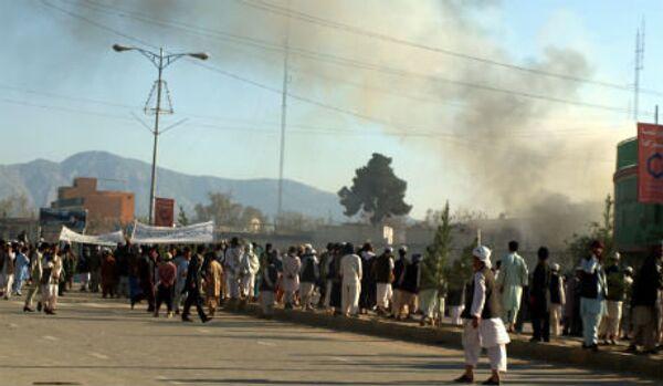 Afghanistan: une voiture piégée explose sur une base américaine - Sputnik France