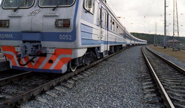 De la Russie vers les États-Unis par train - Sputnik France