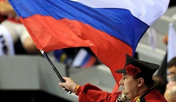 Hockey : l'équipe russe remporte la victoire sur le Danemark - Sputnik France