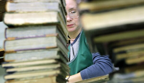 La bibliothèque de Sotchi a 100 ans - Sputnik France