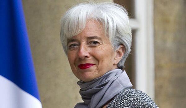 La France a critiqué les déclarations de la directrice du FMI - Sputnik France