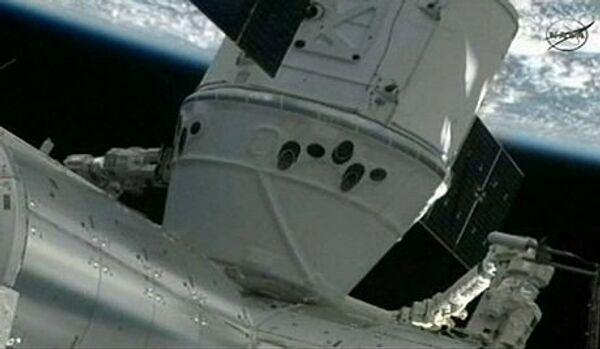 ISS : arrimage avec Dragon ! - Sputnik France