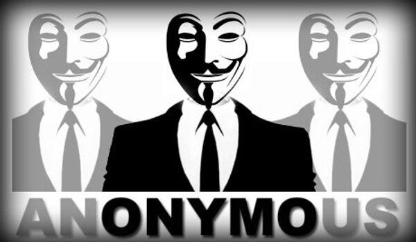 Anonymous ont attaqué le public de la Formule 1 - Sputnik France