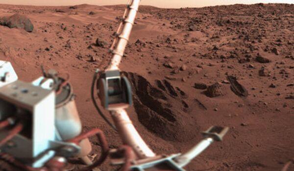 Les Terriens deviendront les stars Martiens de la télé - Sputnik France