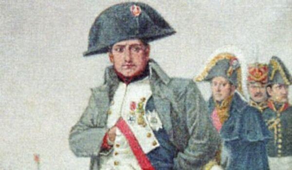Le devoir de Napoléon en anglais a été vendu aux enchères - Sputnik France