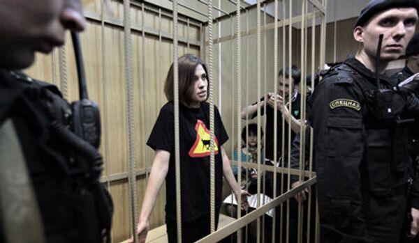 Les filles de Pussy Riot pourraient rester en détention encore deux mois - Sputnik France