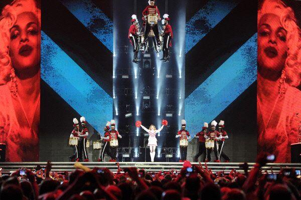 Madonna chante en soutien des Pussy Riot - Sputnik France