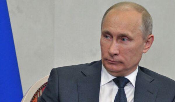 La popularité de Poutine baisse - Sputnik France