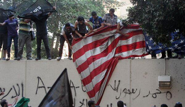 224 blessés durant les affrontements près de l'Ambassade américaine au Caire - Sputnik France