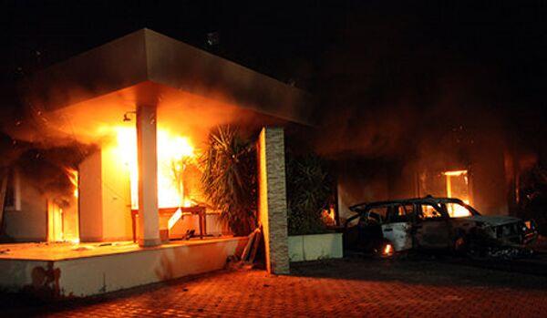 L'attaque contre le consulat américain à Benghazi était une attaque planifiée - Sputnik France