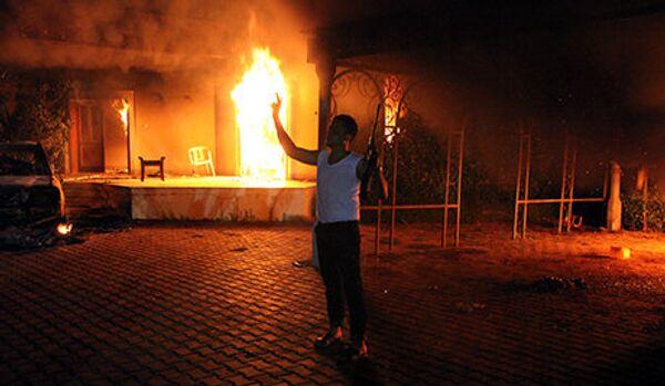 L'assassinat de l'ambassadeur américain à Benghazi - Sputnik France