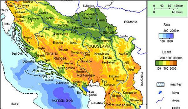 Vers un nouveau partage dans les Balkans ? - Sputnik France