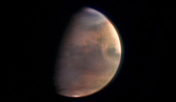 A la recherche de l'ADN des microorganismes sur Mars - Sputnik France