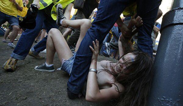 Les FEMEN : des agents provocateurs ? - Sputnik France