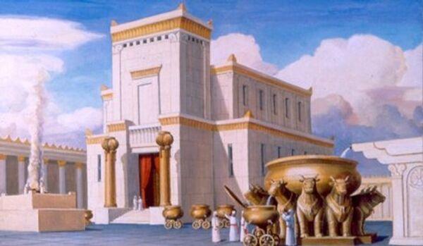 Le fabuleux Trésor du Temple du Roi Salomon - Sputnik France