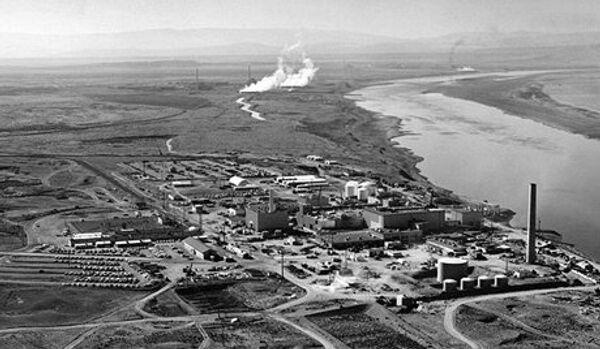 Hanford : un dépôt de déchets radioactifs au fond percé - Sputnik France
