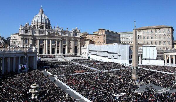 Rome : une campagne pour nouveau pape a commencé - Sputnik France