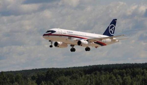Les avions Soukhoï Superjet-100 seront livrés au Mexique - Sputnik France