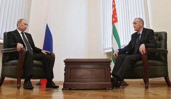 Russie/Abkhazie : entretiens sur l'avenir des relations - Sputnik France