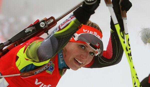 Biathlon : la sélection féminine russe est troisième - Sputnik France