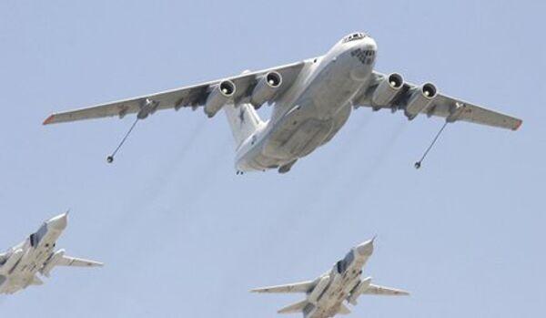 Un nouveau ravitailleur pour l'armée de l'air russe - Sputnik France