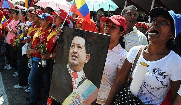Une commission spéciale va enquêter sur les causes de la mort de Chavez - Sputnik France