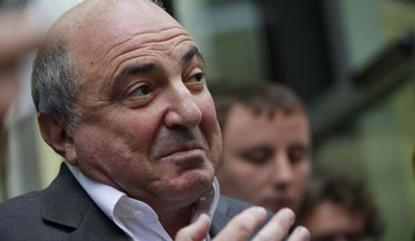 L'oligarque russe Boris Bérézovski est décédé à l'âge de 68 ans - Sputnik France