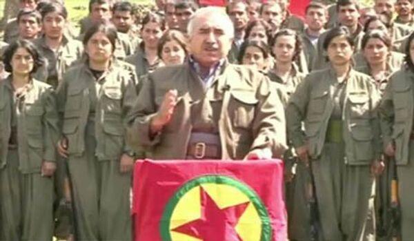 Le PKK a déclaré un cessez-le-feu - Sputnik France