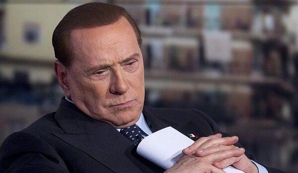 Des milliers de personnes viennent soutenir Berlusconi - Sputnik France