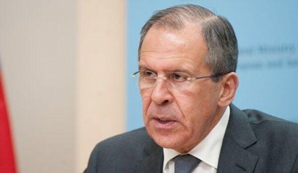 « Les occidentaux ont l'impression que tout va mal se terminer en Syrie » (Lavrov) - Sputnik France