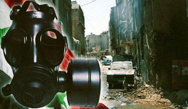 Les militaires syriens auraient utilisé des armes chimiques (Pentagone) - Sputnik France