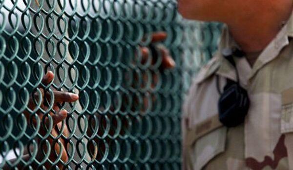 Grève de la faim de prisonniers à Guantanamo - Sputnik France