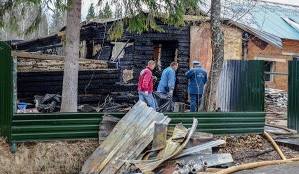 Incendie de l'hôpital près de Moscou : des contrôles seront effectués - Sputnik France