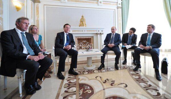 La Russie et la Grande-Bretagne garantiront la sécurité aux JO de Sotchi en 2014 - Sputnik France