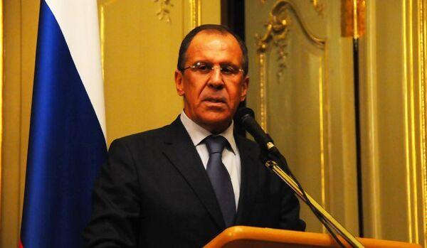 L'Occident ne doit pas craindre la base militaire russe en Biélorussie (Lavrov) - Sputnik France