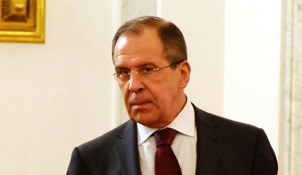 La Russie est intéressée par le recyclage des munitions à l'européenne (Lavrov) - Sputnik France