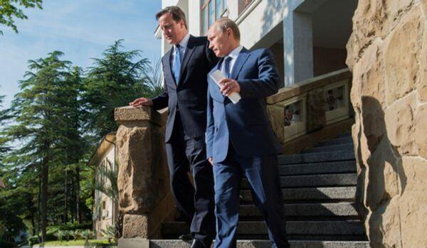 La Russie et le Royaume-Uni mettront en place un groupe de travail sur les projets énergétiques de pointe - Sputnik France