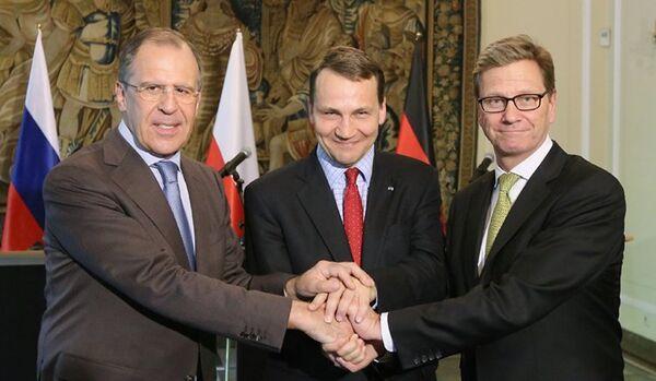 La Pologne et l'Allemagne favorables à l'abolition des visas avec la Russie - Sputnik France