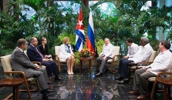 Moscou-Cuba : renaissance des relations - Sputnik France