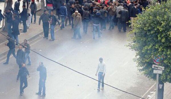 Tunisie : les islamistes se sont affrontés avec la police - Sputnik France
