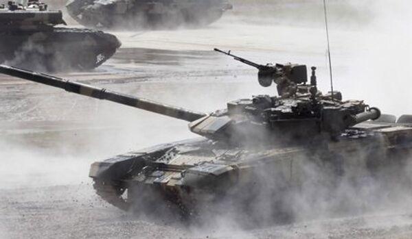 Les chars russes T-90S seront testés au Pérou - Sputnik France