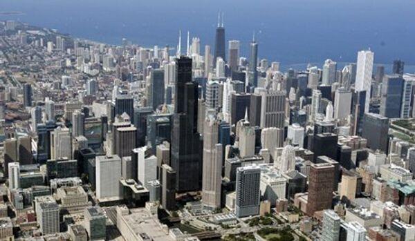 Chicago: un train à grande vitesse a déraillé - Sputnik France